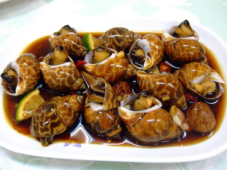 妈妈肥美的bb_螺类海鲜的做法大全-干螺丝肉的做法大全_海螺的做法大全_田螺 ...